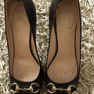 Gucci Heels - Size 37..5